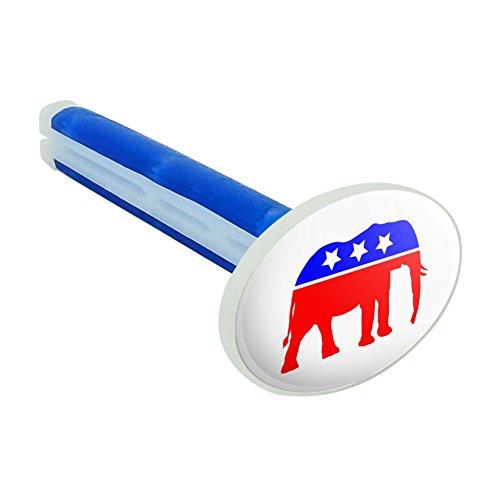 Preisvergleich Produktbild Republikanische Elefant GOP Konservative America Politische Partei Auto Vent Clip Lufterfrischer–New Car Duft