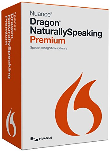 Nuance Dragon NaturallySpeaking Premium 13.0, Upg - Software de reconocimiento de voz...