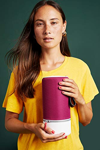 Libratone ZIPP Wireless Multiroom Lautsprecher – 360° Sound, WiFi, AirPlay 2, Bluetooth, 10h Akku – in fünf Farben wählbar - 7
