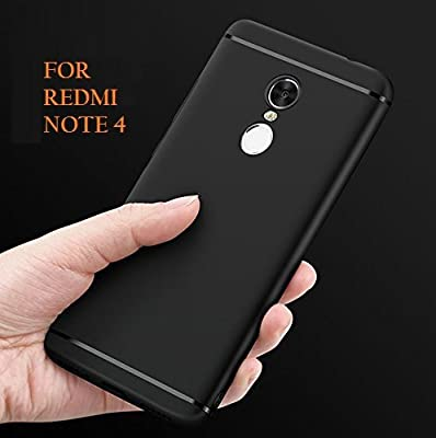 Ae Mobile Accessories For Redmi Note 4 Ae (Tm) New Anti Skid Candy Color Ultra Thin Soft Tpu Series Matte Case