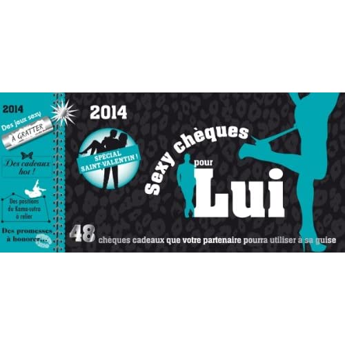 48 SEXY CHEQUES POUR LUI 2014