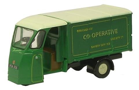 Oxford Die Cast - 76WE008 - Pays de Galles et Edwards Bakery Van - Birmingham Co-op