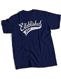 bybulldog Established in 2002 16th Birthday Mens T-Shirt