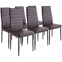 Suchergebnis Auf Amazon De Fur 6 Esszimmer Stuhle Modern
