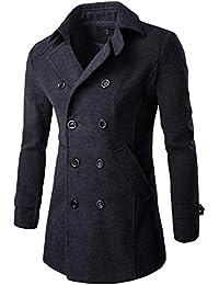 buy online 3d921 76612 lana cotta uomo - Giacche / Giacche e cappotti ... - Amazon.it