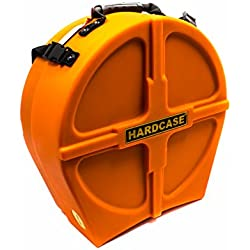 Hardcase HNL14SO FULLY LINED Version Snare Drum Case Orange