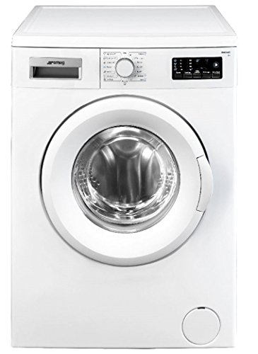 Smeg lbw508cit Freestanding Front-Load 5�kg 800RPM A + White���Washing Machine (Freestanding, Front Loading, A +, White, Left, Stainless Steel)