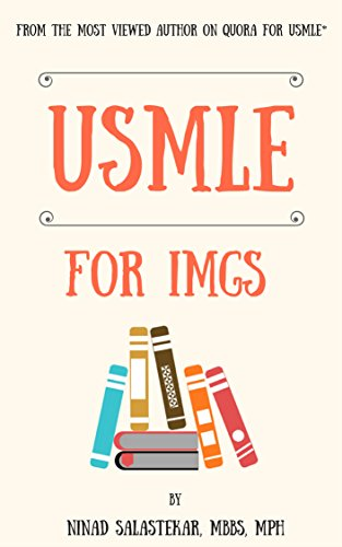 USMLE for IMGs (English Edition) eBook: Ninad Salastekar: Amazon.es: Tienda Kindle