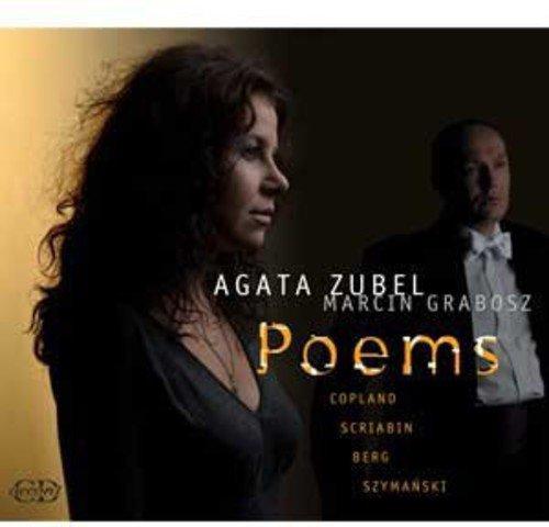 Agata zubel, soprano poemes