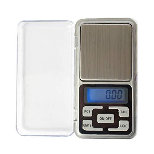 JoyFan Mini Tragbare Digitale elektronische Schmuck Tasche Gram Waage 500g / 0,1g Mini-digital-tasche