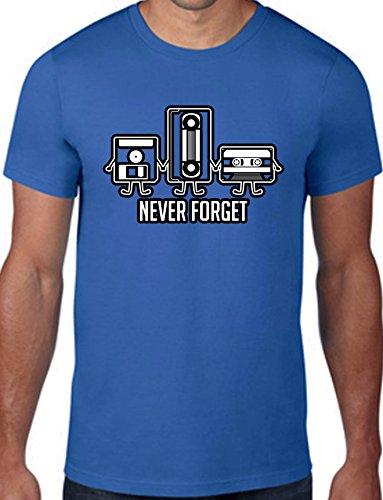 MerchDistributor Herren T-Shirt Blau