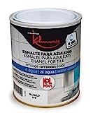 Esmalte para azulejos al agua kolman (750 ml., colores fuertes)