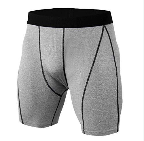 Yeirui Men's Workout Compression Performance Cycling Bike Shorts 12 US XS -
