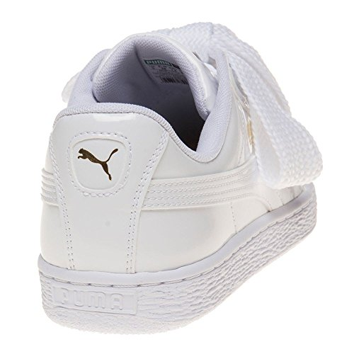 85b34451941f Puma Women  s Basket Heart Patent WN s Sneakers – FootWear4You