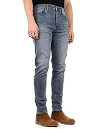 Levi's de los Hombres 512 Slim Taper Jeans, Azul