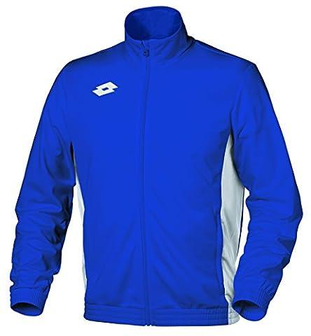 Lotto - Delta veste bleu - Vestes de survêtements tracktops - Bleu moyen - Taille M