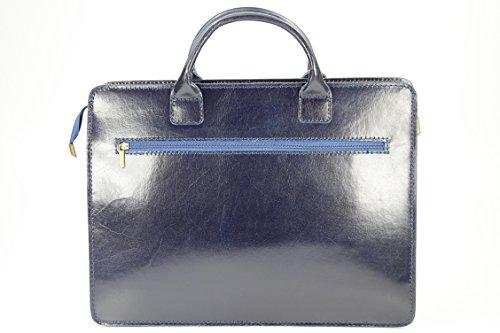 Belli , sac à main femme Bleu