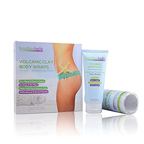 Volcanic Clay Body Wraps - It Works for: Weight Loss,
