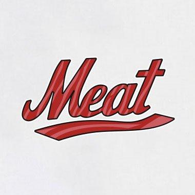 TEXLAB - Team Meat - Herren T-Shirt Marine