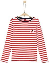 176df7793 Amazon.es  Camiseta Rayas Rojas - Niña  Ropa