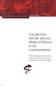 Lais Bretons  - Marie de France et ses contemporains par Koble