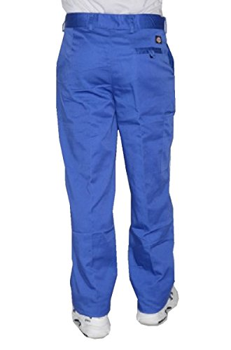 Dickies - Pantalon -  Homme Bleu - Bleu marine