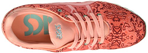 Asics Gel-kayano Trainer Evo, Gymnastique mixte adulte Arancione (Hot Coral/Peach Melba)