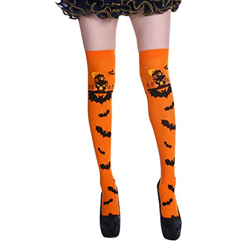 Socke Affe Kostüm Für Kinder - ZZBO Halloween Kniehohe Strümpfe Fledermaus