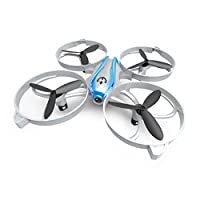 H2 FPV RC Drone with HD Live Video Wifi Camera,Mobile APP Control and Gravity Sensor 2.4GHz 6-Axis Gyro Quadcopter with Altitude Hold and Headless Mode RTF Function