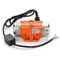 Motor de vibración asynchrone monofásico/trifásico, motor Vibrant para el equipo mecánico, 30W-100W 3000TR/MIN (1Phase, 90W)