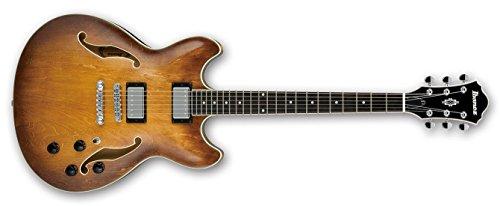 Ibanez AS73-TBC Acoustic-electric guitar Semi-hollow 6strings Brown,Wood guitar - guitars (6 strings, 62.8 cm, 400 mm, 489 mm, 6.6 cm)