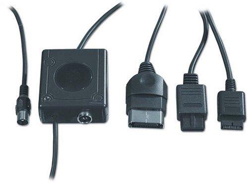 Speedlink RFU Adapter zum Anschluss der Xbox/Playstation1 und 2/Gamecube/N64 an den Fernseher