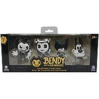 Bendy And The Ink Machine BTIM6700 - Figura Coleccionable, Color Negro