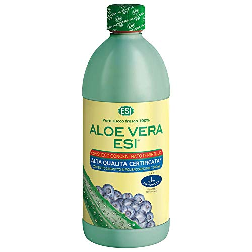 Esi Aloe Vera Succo al Mirtillo - 1000 ml