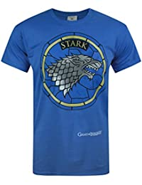 Game of Thrones House Stark Herren Men's T-Shirt