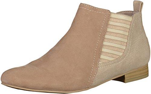 Marco Tozzi - Zapatos Planos Mujer Beige (marrón)