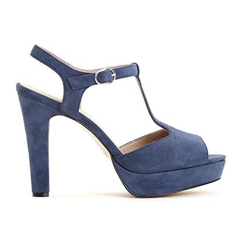 ALESYA by Scarpe&Scarpe - Sandali alti Donna Blue