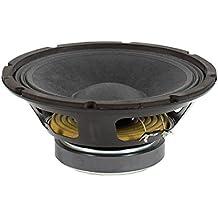 BoomToneDJ freno de disco delantero de RSU 1008 altavoces (10 pulgadas), 200 vatios RMS / 8 Ohm, Negro