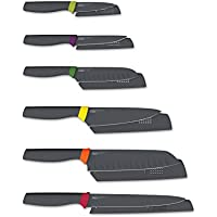 Joseph Joseph Elevate 6 Piece Knives Set (Multi-Colour)