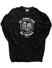 Original Viking-Shirts T-Shirt | Sleipnir-Wir klagen nicht-Wir kämpfen Wikinger | 100 % Baumwolle | bequem & hoher Tragekomfort