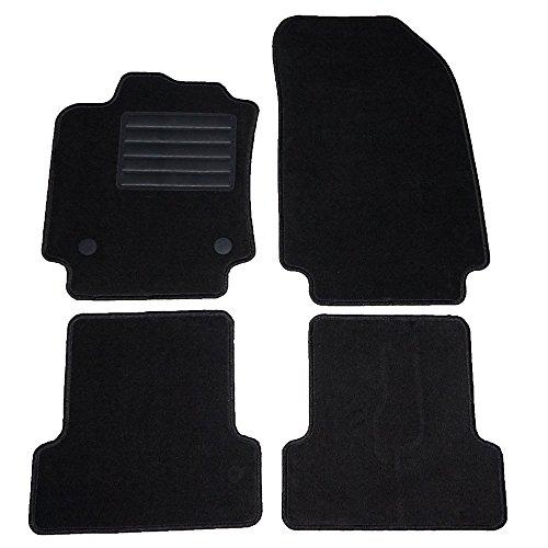 Lupex shop tpmis2fix_clio.s4 tappetini auto in moquette con 2 clip di fissaggio