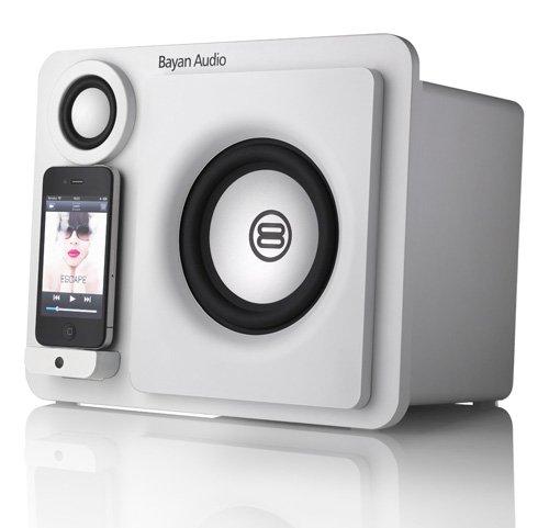 Drum 3-Audio-Lautsprecher mit Dockingstation für iPod/iPhone - 55 Wh Apple
