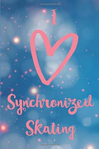SYNCHRO Synchronized Ice Skating 2019 Daily Planner: 6