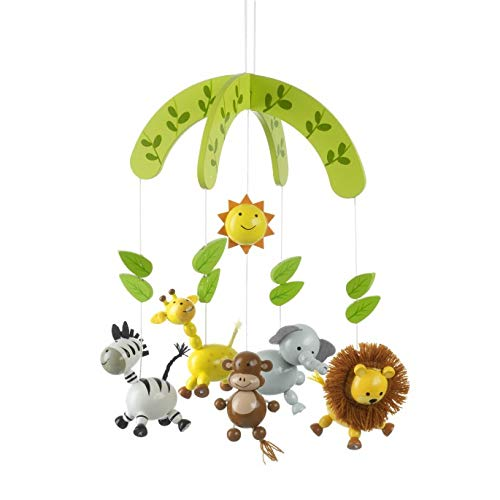 Orange Tree Toys : Safari Animals Mobile