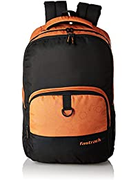 887df4c31aa9 Fastrack 28.32 Ltrs Orange School Backpack (A0803NOR01)