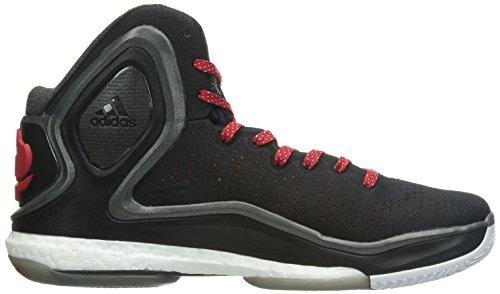 adidas D Rose 5 Boost G98704, Basketballschuhe Black