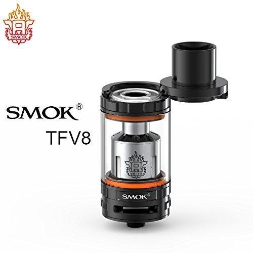 SMOK TFV8 BESTIA NUBE 6mL Sub Ohm Tank (NERO) Senza Nicotina VERA by Vaporcombo