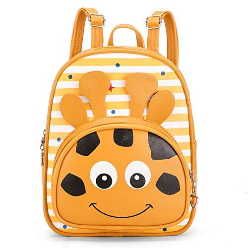Estwell Babyrucksack Kinderrucksack Kleinkind Kinder Rucksack Cartoon Tier Baby Schultasche Mini Backpack für 2-6 Jahr Mädchen Junge