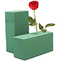 fancylande ladrillos de espuma espuma para flores compuesto para enchufar, espuma adorno para flores frescas, 23x 11x 7cm para DIY de flores de tamtam design