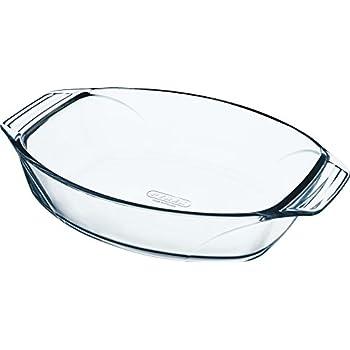 Pyrex Irresistible Glass rectangular Roaster high resistance 31x20x6 cm